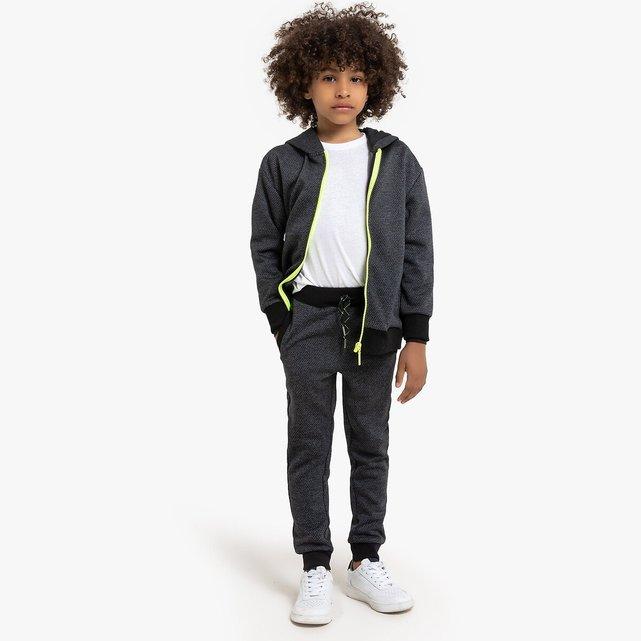 Παντελόνι jogpant από φανέλα, 3-12 ετών