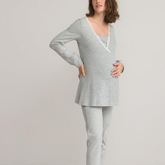 Πιτζάμα εγκυμοσύνης και θηλασμού
