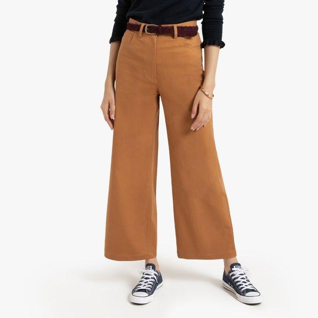 Φαρδύ παντελόνι από σατέν