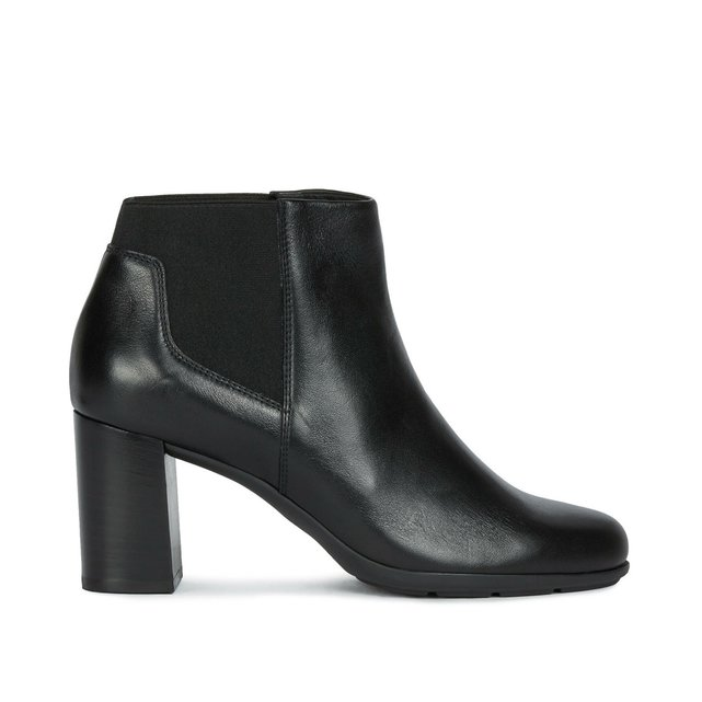 Bottines en cuir New annya