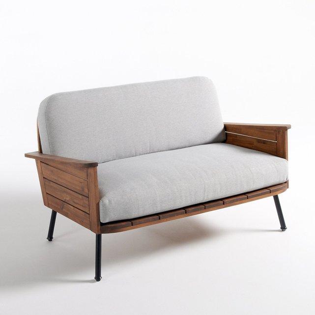 Διθέσιος καναπές κήπου, Chesnut
