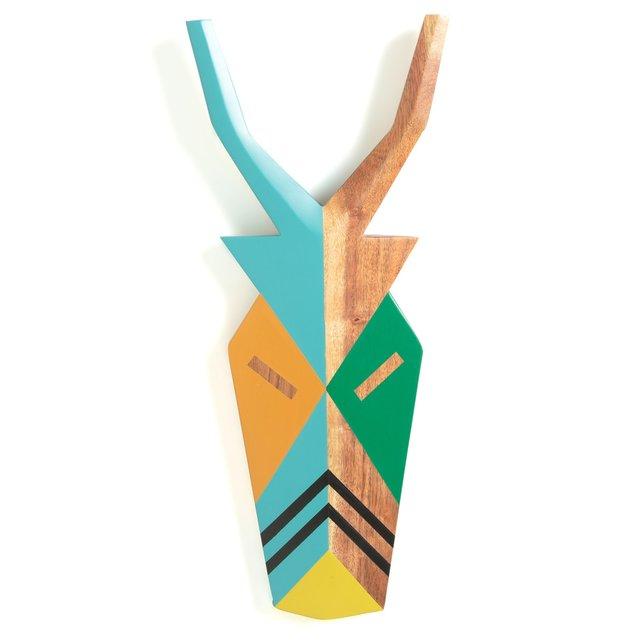 Αφρικάνικη μάσκα σε σχήμα αντιλόπης, Taza