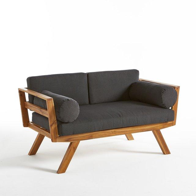 Διθέσιος καναπές κήπου από ξύλο ακακίας FSC, Ayumi