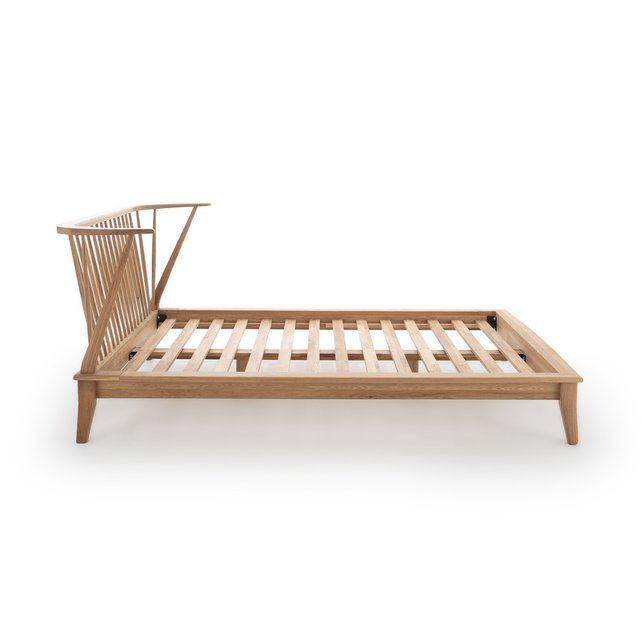 Κρεβάτι από μασίφ ξύλο δρυ, Windsor