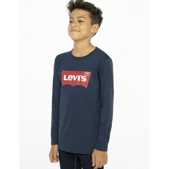Μακρυμάνικη μπλούζα, 3 - 16 ετών