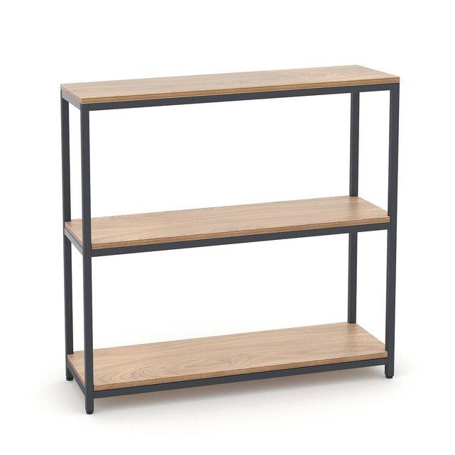 Χαμηλή ραφιέρα από μέταλλο και ξύλο, Talist
