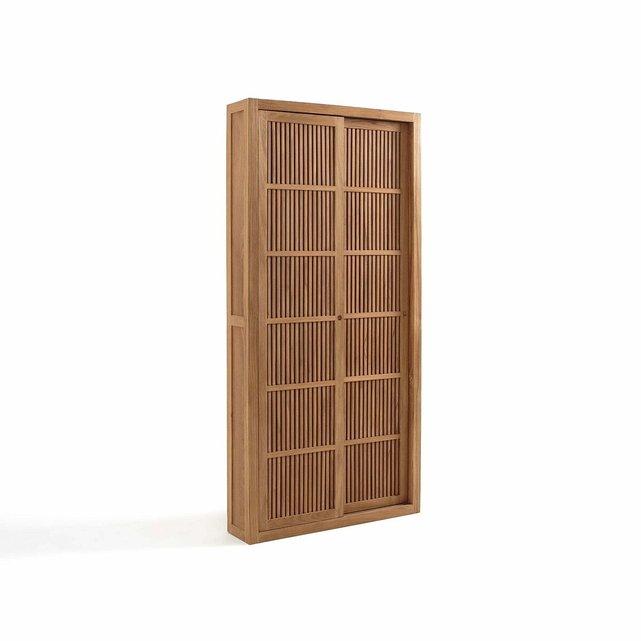 Ντουλάπα από ξύλο teak FSC, Castilla
