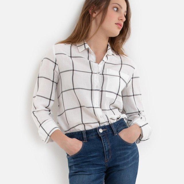 Καρό πουκάμισο, 10-16 ετών