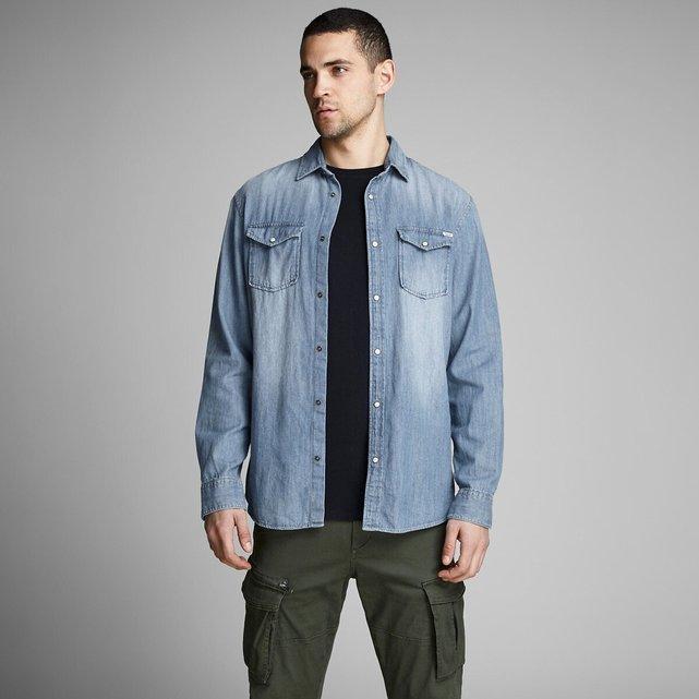 Slim τζιν πουκάμισο, Jjesheridan