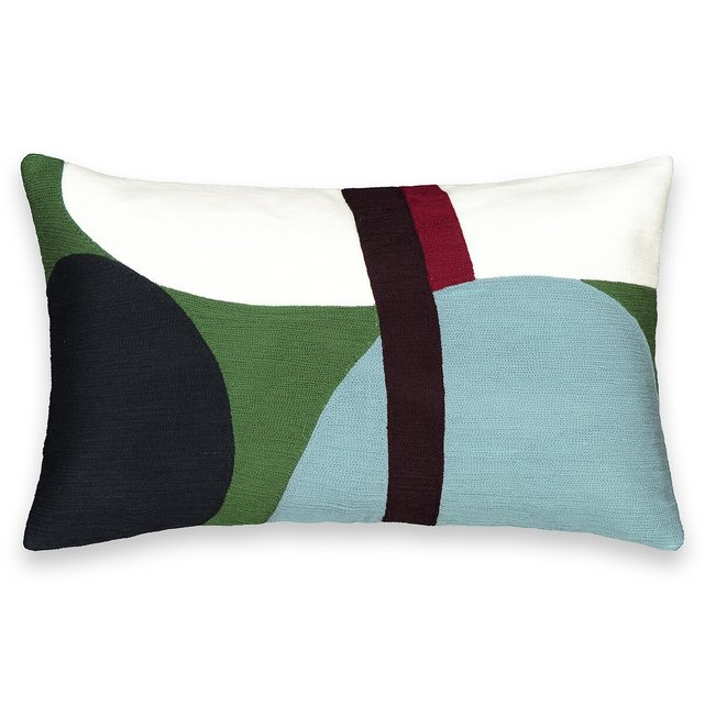 Θήκη για μαξιλάρι με κέντημα, Humfy