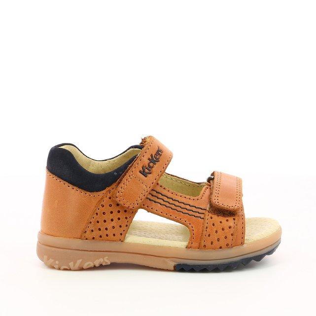 Sandales cuir Plazabi