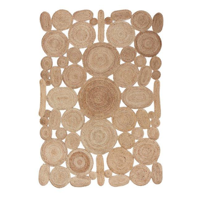 Χαλί με πολλού κύκλους από γιούτα, Sarakala