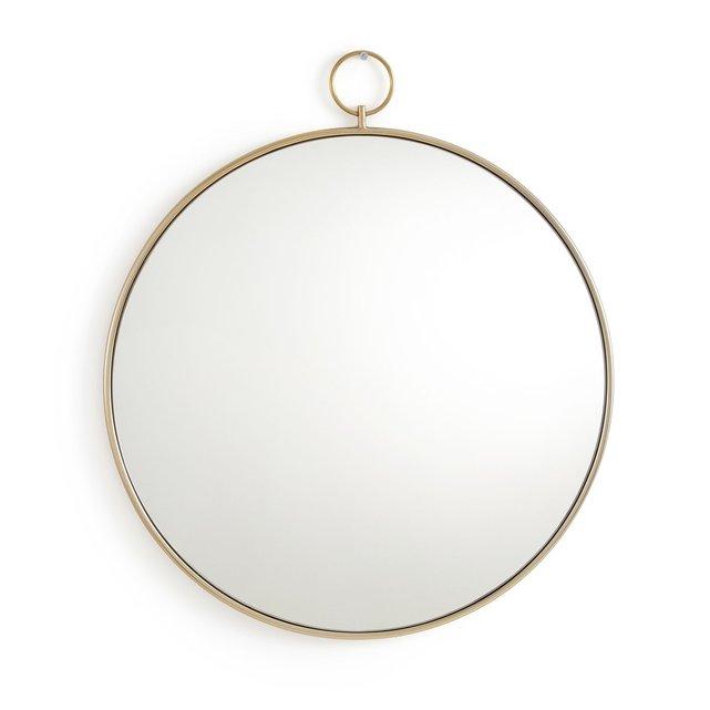 Στρογγυλός καθρέφτης από μπρούντζο, Uyova