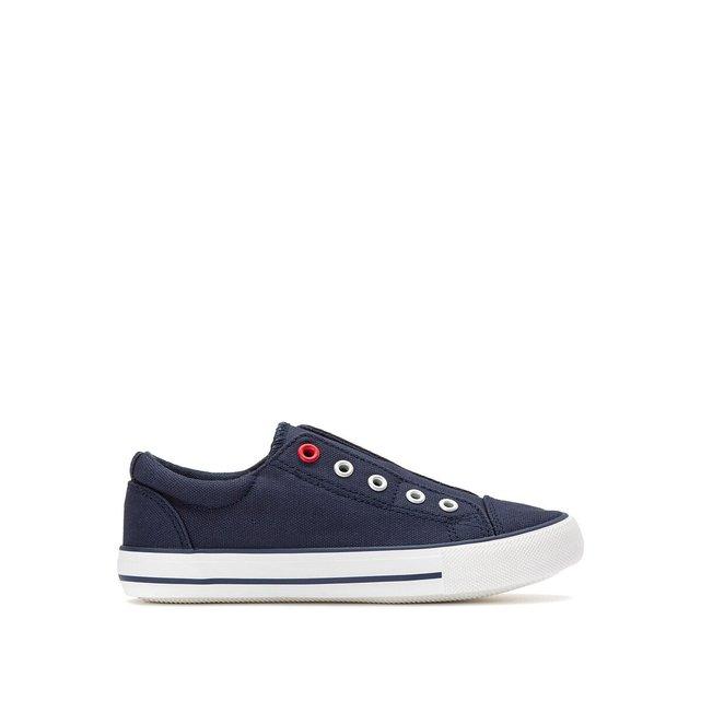 Μονόχρωμα πάνινα παπούτσια, 26-39