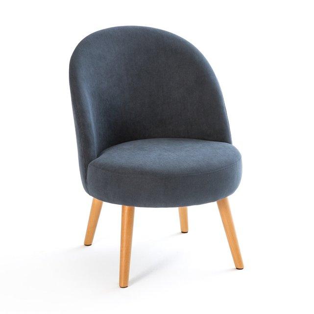 Πολυθρόνα από κοτλέ βελούδο, Lenou