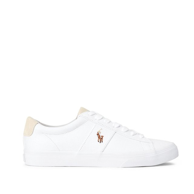 Longwood Leather Trainers
