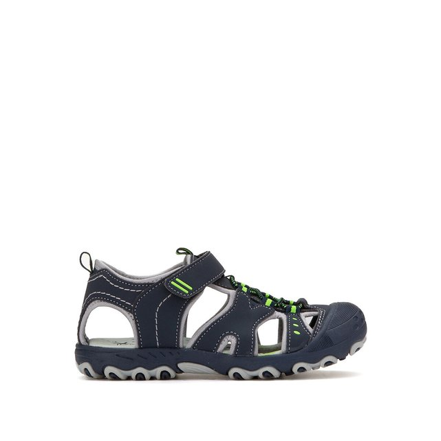 Kids Flat Sandals with Touch 'n' Close Strap