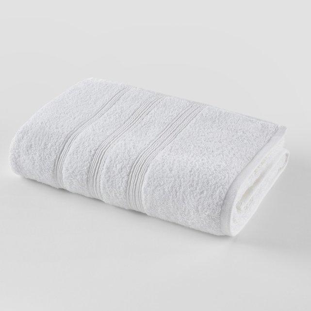 Μονόχρωμη πετσέτα μπάνιου από βιολογικό βαμβάκι 600 gm², Scenario