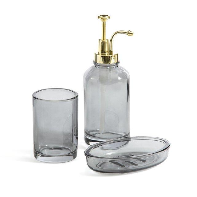 Σετ μπάνιου από φιμέ γυαλί, Lisia