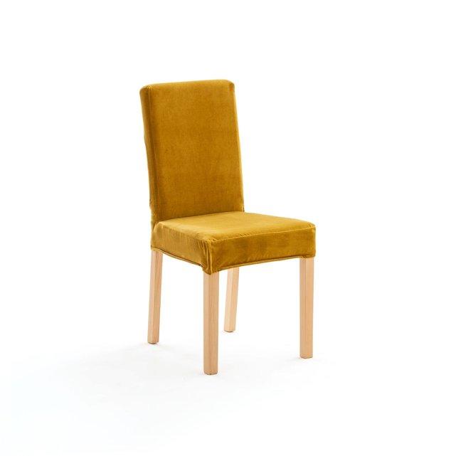 Κάλυμμα καρέκλας από βελούδο, DOMME