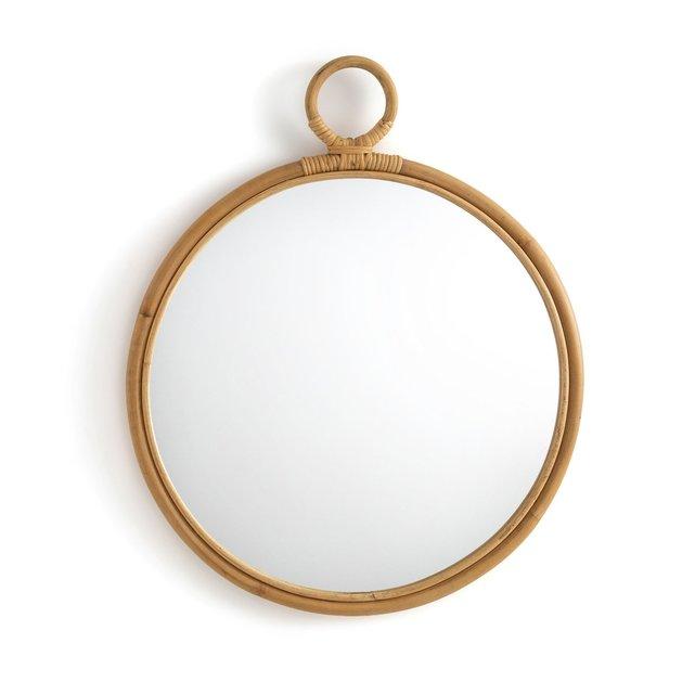 Στρογγυλός καθρέφτης από ρατάν, Nogu