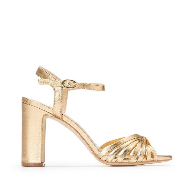 Sandales cuir Vinto