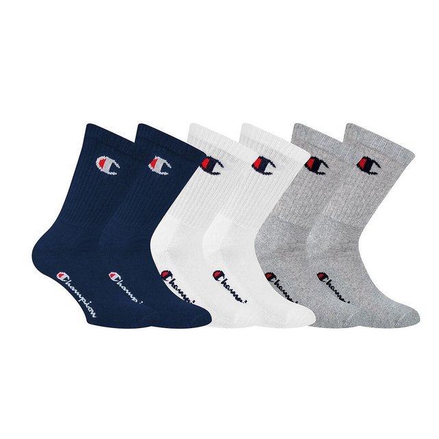 Lot de 6 paires de chaussettes hautes
