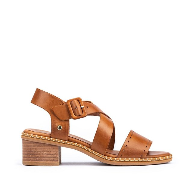 Blanes Leather Sandals