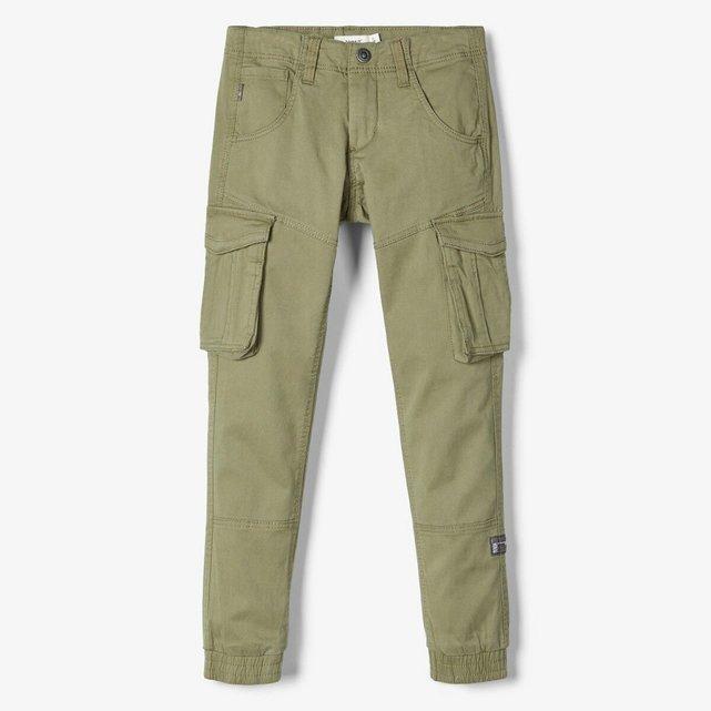 Παντελόνι με μεγάλες τσέπες, 6-14 ετών