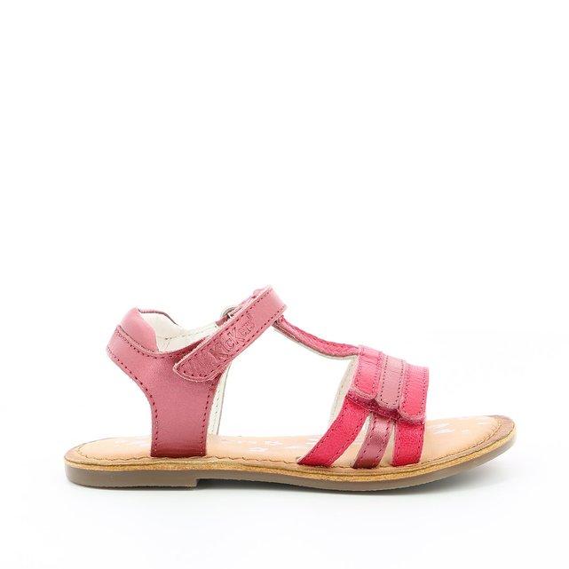 Sandales cuir Diamanto