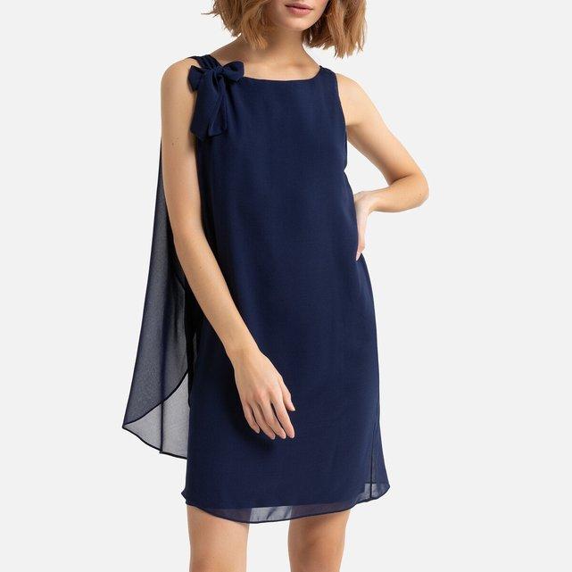 Κοντό αμάνικο φόρεμα