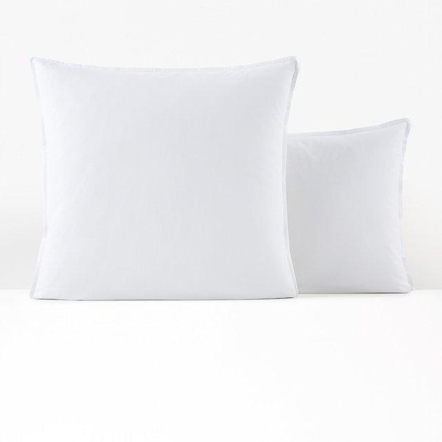 Μονόχρωμη μαξιλαροθήκη από βαμβάκι και lyocell, Lyo