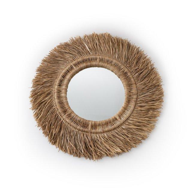 Καθρέφτης από ρατάν και sisal, Loully