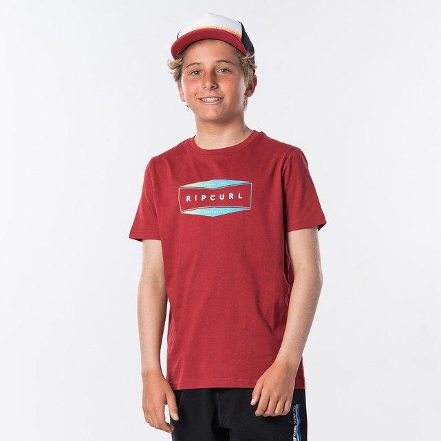 Κοντομάνικο T-shirt, 8-16 ετών