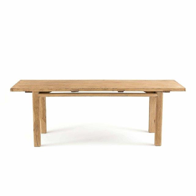 Τραπέζι από ανακυκλωμένο μασίφ ξύλο φτελιάς, Sumiko