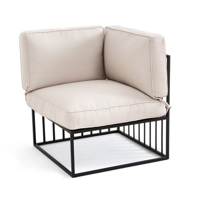 Γωνιακή πολυθρόνα εξωτερικού χώρου, Emyo