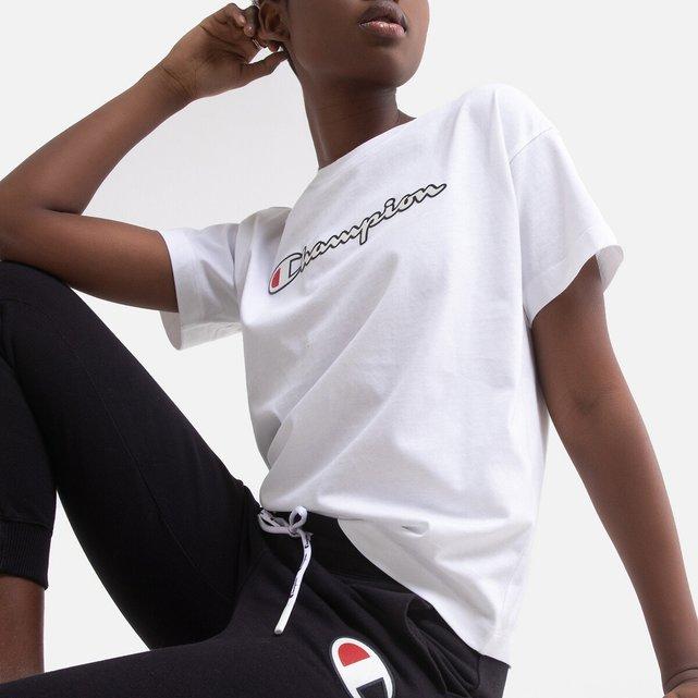 Κοντομάνικo T-shirt με λογότυπο