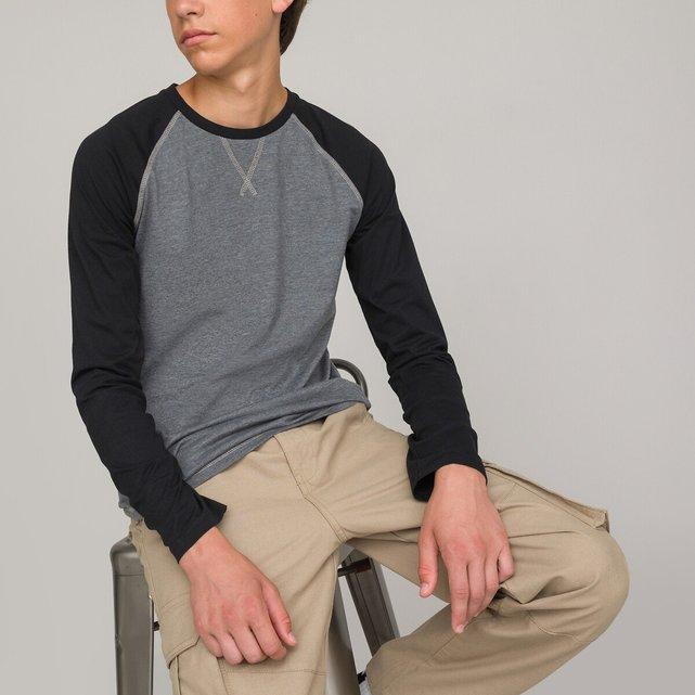 Μακρυμάνικη μπλούζα, 10-16 ετών