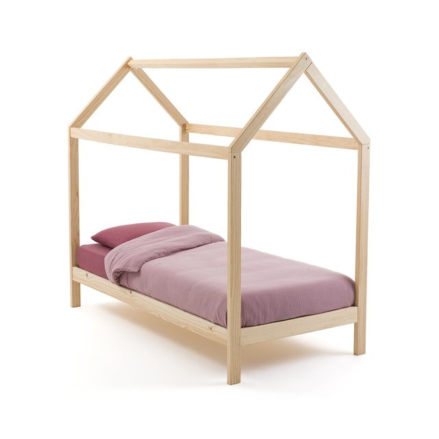 Κρεβάτι από μασίφ ξύλο πεύκου, Archi