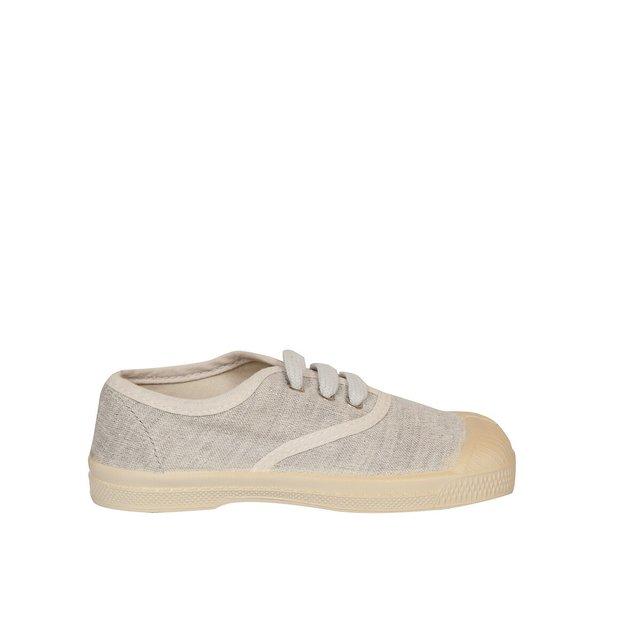 Πάνινα παπούτσια, Lacet Shiny Linen