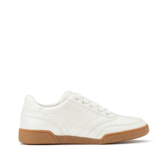 Σπορ παπούτσια λουστρίνι με σκασίματα