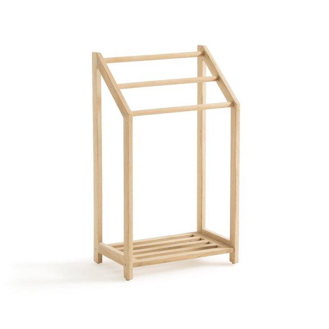 Κρεμάστρα για πετσέτες από ξύλο δρυ, Compo