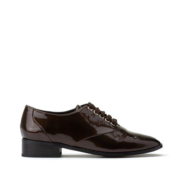 Δετά μεταλλιζέ παπούτσια