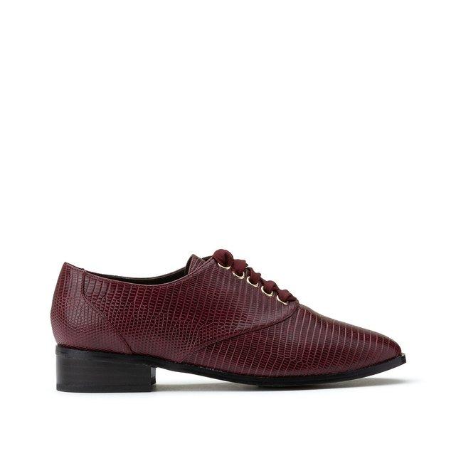 Παπούτσια με κροκό όψη