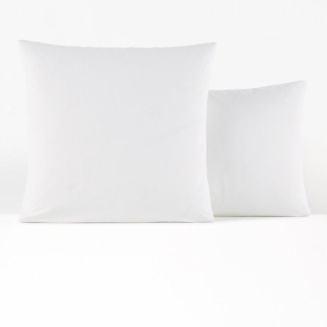 Μονόχρωμη μαξιλαροθήκη από βαμβακερό περκάλι ποιότητας Best