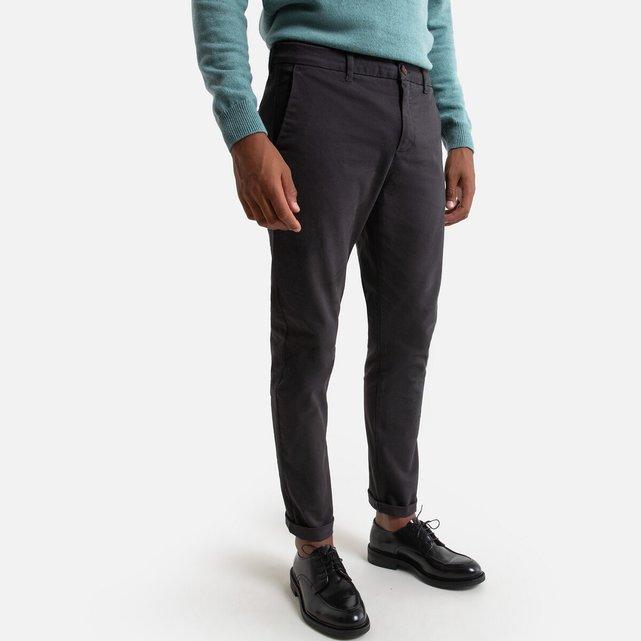 Παντελόνι chino σε γραμμή slim