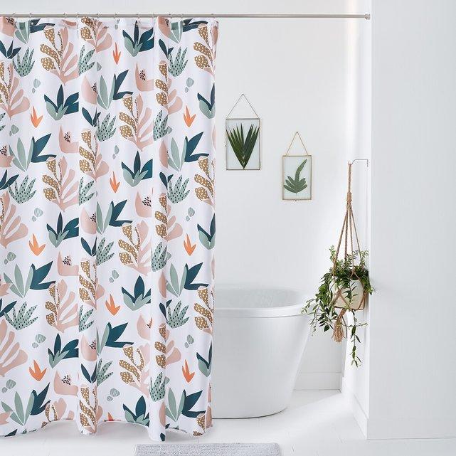 Κουρτίνα μπάνιου με εμπριμέ μοτίβο, Maranhao