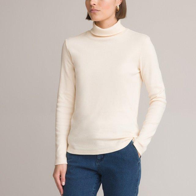 Μακρυμάνικη μπλούζα με λαιμό ζιβάγκο