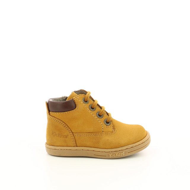 Kids Tackland Suede Boots