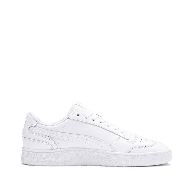 Ralph Sampson Lo Trainers in Leather